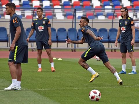 neymar, selección de brasil, clavados de neymar, rivaldo, copa mundial