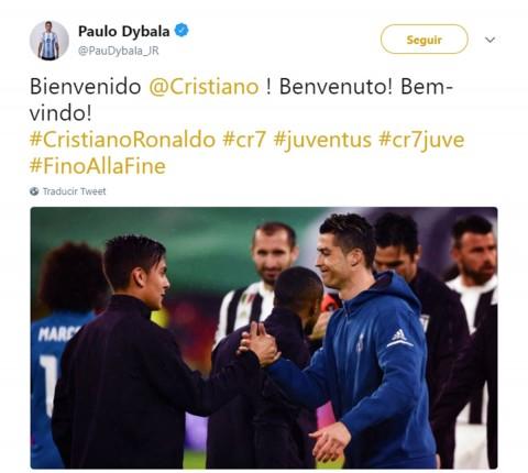 Real Madrid, Cristiano, Dyabala, Juventus,