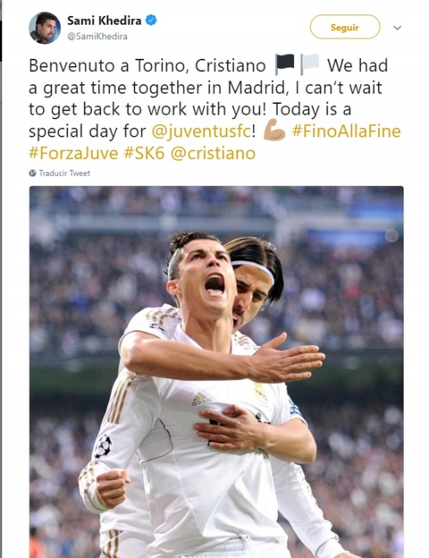 Real Madrid, Cristiano, Khedira, Juventus,
