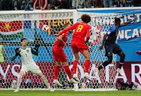 Gol Samuel Umtiti Francia final Mundial