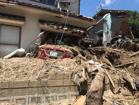 Aumentan a 157 los muertos en Japón por lluvias