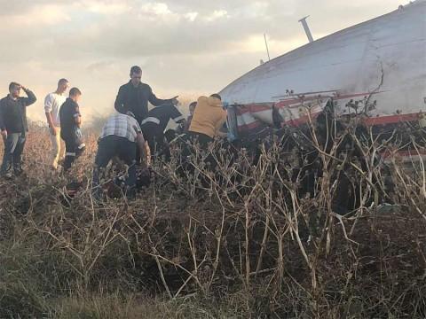 Choca avioneta en Sudáfrica; al menos un muerto