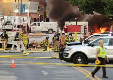 Explosión en Wisconsin deja un muerto y 12 heridos
