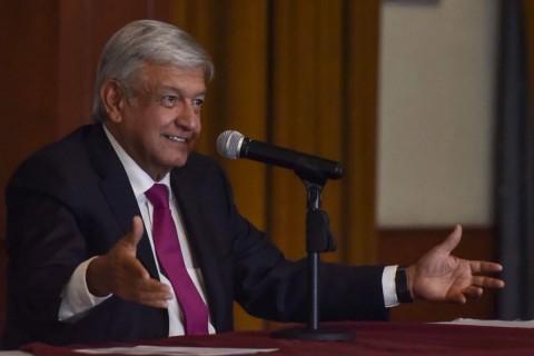 Andrés Manuel López Obrador, virtual ganador de la elección presidencial. Foto: Cuartoscuro