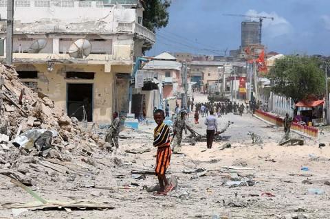 Atacan palacio presidencial en Somalia; al menos 7 muertos