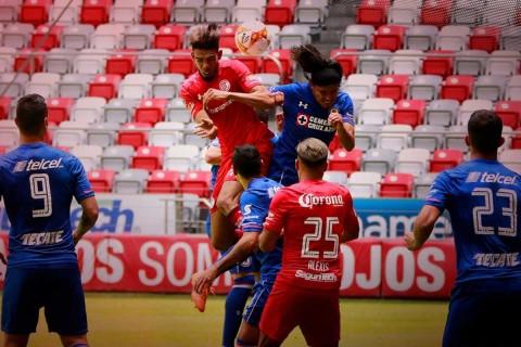 Cruz Azul, Toluca, Empate, Pretemporada,