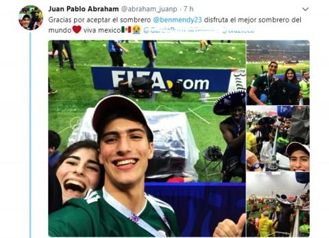 Sombrero Charro, Francia Campeón, Mundial Rusia, Final Mundial,