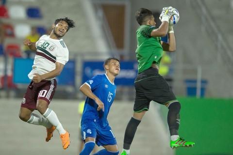 Selección Mexicana, El Salvador, Centroamericanos, Barranquilla,