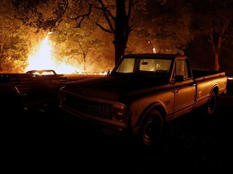 Detienen a supuesto causante de incendios en California (Foto: Reuters)