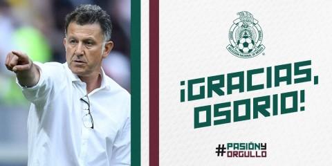 Juan Carlos Osorio, Selección Mexicana, Tricolor, Osorio,