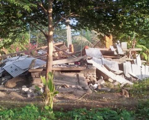 Fuerte terremoto en isla indonesia de Lombok: 13 muertos - Mundo