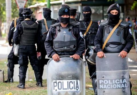 Culpa EU a Ortega y su esposa de violencia en Nicaragua