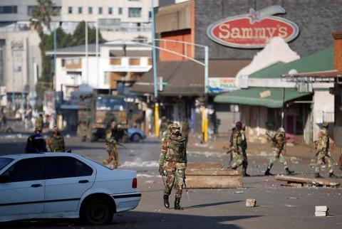 Presidente Mnangagwa gana las elecciones presidenciales de Zimbabue