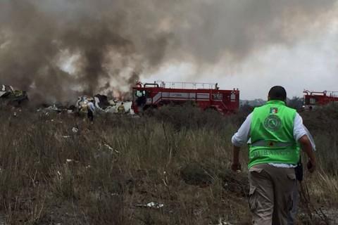 La demanda fue presentada en Chicago dos días después del accidente, donde 49 personas resultaron heridas, pero no murió ninguno de los 103 ocupantes del avión. Foto: Cuartoscuro