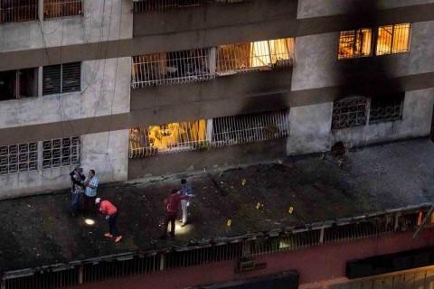 China condena atentado contra presidente Maduro