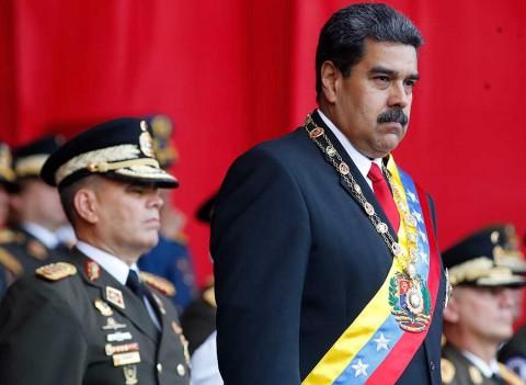 Detienen en Venezuela 6 sospechosos de atentado contra Maduro