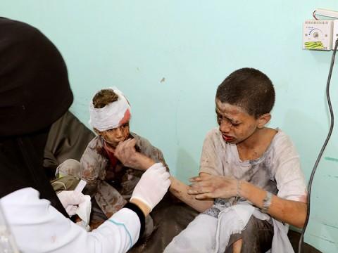 Bombardeo saudí deja decenas de muertos en Yemen (Foto: Reuters)