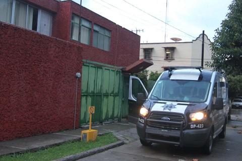 Alrededor de las 3 y media de la tarde del miércoles, tres sujetos ingresaron a la casa de Antonio Carbajal luego de brincar la reja. Foto: Cuartoscuro