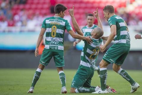 Doria, Gol, Chivas, Santos,