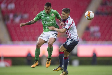 Chivas Alebrijes, Copa Mx, Chofis López, Grupo 8,