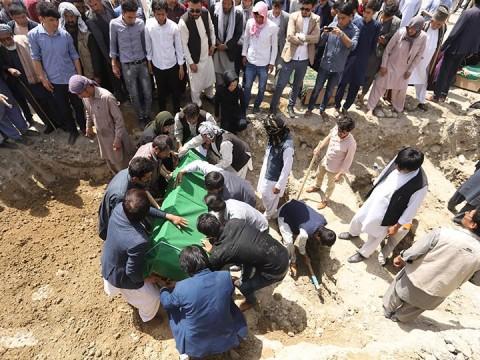 ISIS se atribuye ataque suicida en Kabul / Foto: EFE