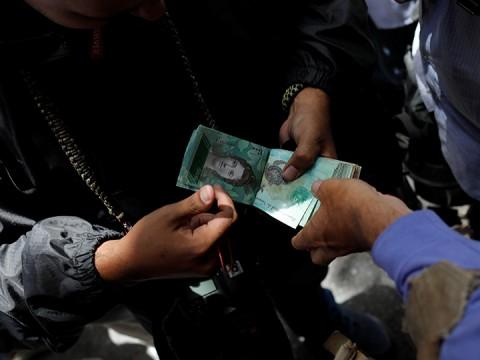 Venezuela alista reconversión monetaria para el próximo lunes (Foto: Reuters)