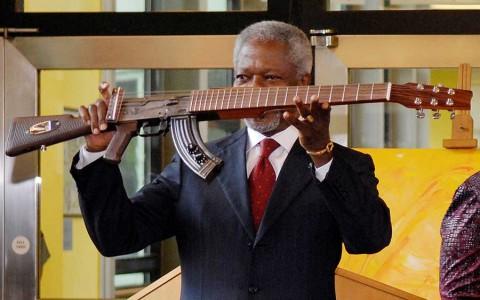 Comunidad internacional destaca legado de Kofi Annan