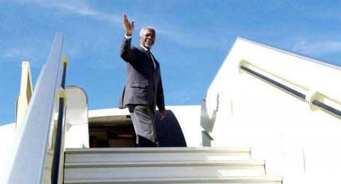 Perfil: Kofi Annan, el africanista incansable