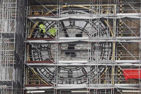 El Big Ben no ve la hora de que vuelva a funcionar