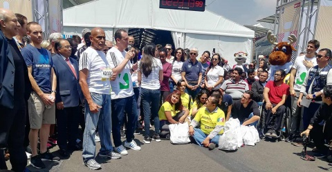Horacio Vega, Expo Maratón, Maratón Cdmx, Maratón,