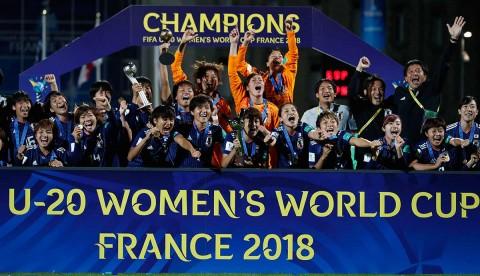 Mundial Femenil, Campeonas, Japón, Mujeres,