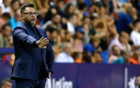 Celta Vigo, Antonio Mohamed, Liga España, Levante,
