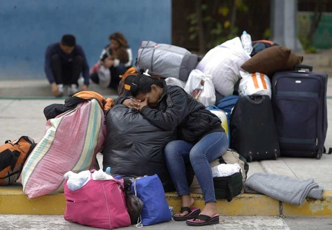 Perú decreta emergencia por éxodo de venezolanos