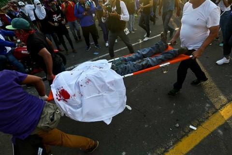 Advierte ONU que Nicaragua se encamina a crisis como Venezuela