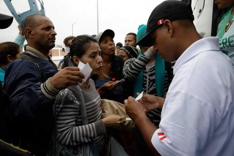 Brasil, Colombia, Ecuador y Perú forjan alianza por éxodo venezolano