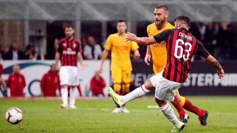 Milán Roma, Higuaín Cutrone, San Siro, Cutrone,