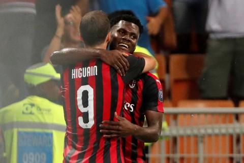 Milán Roma, Serie A, San Siro, Kessie,