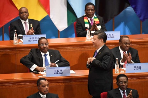 Expande China influencia en África; desembolsa 60 mil mdd