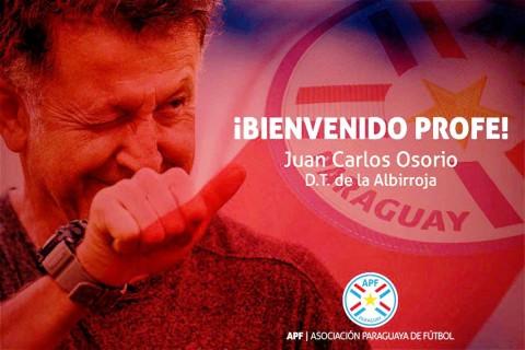 Juan Carlos Osorio, Selección Paraguay, Nuevo Técnico, Mundial,