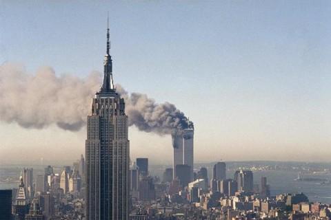 Difunden nuevo video del atentado de las Torres Gemelas