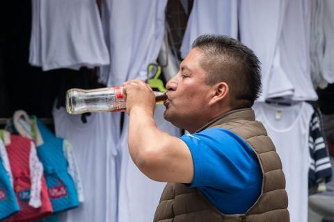En México, una de las principales causas de la diabetes es la obesidad. A ello se le suma la falta de atención médica que reciben muchos enfermos, pues solo 25 % de la población cuenta con seguridad social. Foto: Cuartoscuro