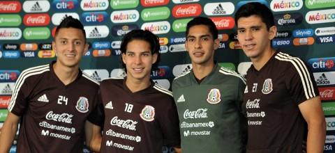 Selección Mexicana, Fecha Fifa, Estados Unidos, Uruguay,