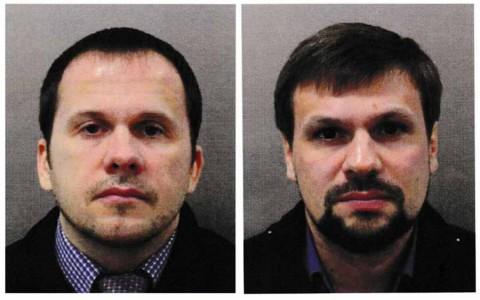 Reino Unido acusa a 2 agentes rusos de ataque químico