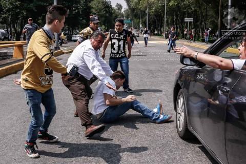 Hasta el momento, la Procuraduría General de Justicia de la Ciudad de México no ha informado de detenciones sobre el caso y asegura que continúan las investigaciones. Foto Facebook: @diegouriartefotografia