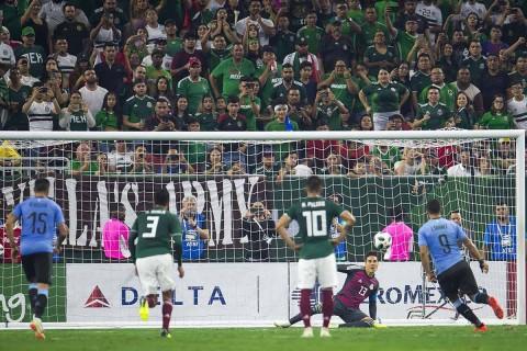Penal Panenka, Gol Suárez, Panenka Suárez, México Uruguay,
