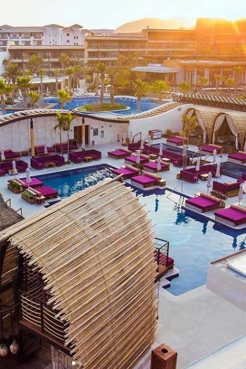 Los Cabos, Baja California. Otra sede de la cadena hotelera Vidanta Resorts. Foto: Vidanta Resorts Instagram