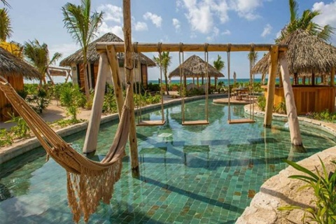 Vidanta Resorts, Riviera Maya. Uno de los hoteles que posee la cadena y donde podrías 'trabajar'. Foto: Vidanta Resorts Instagram