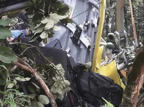 Accidente de helicóptero en el Himalaya deja 6 muertos