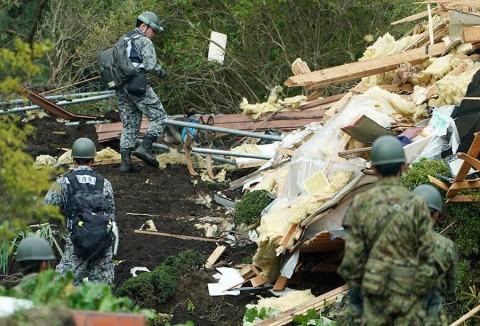 Van 39 muertos en Japón tras sismo