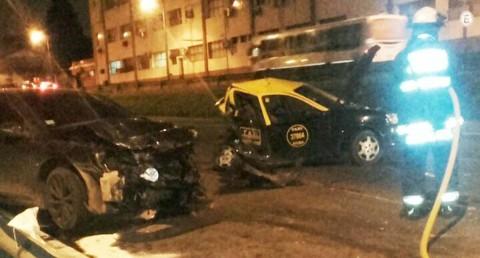NahuelZárate, Boca Juniors, Accidente Vial, Dos Muertos,